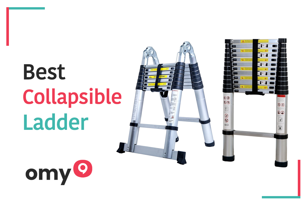 9 Best Collapsible Ladder Omy9 Review